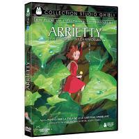 Arrietty, le petit monde des chapardeurs DVD