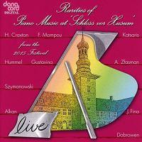 Rarities Of Piano Music At Schloss Vor Husum Volume 28