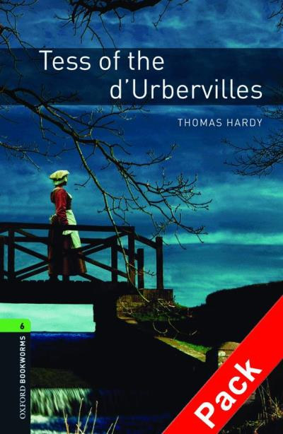 Tess of d'urbervilles obl 6 pack cd