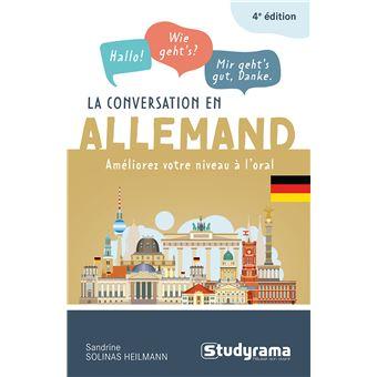 La conversation en allemand