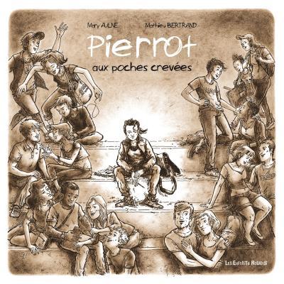 Pierrot aux poches crevees