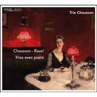 Trio avec piano op. 3