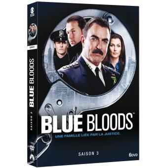 Blue BloodsCoffrret intégrale de la Saison 3 DVD