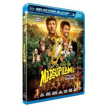 Sur la piste du Marsupilami Blu-ray