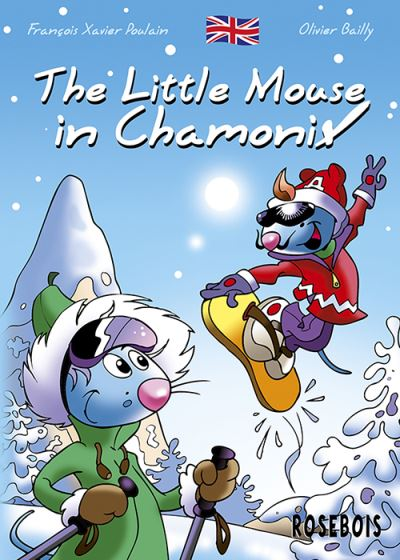 Little mouse in Chamonix