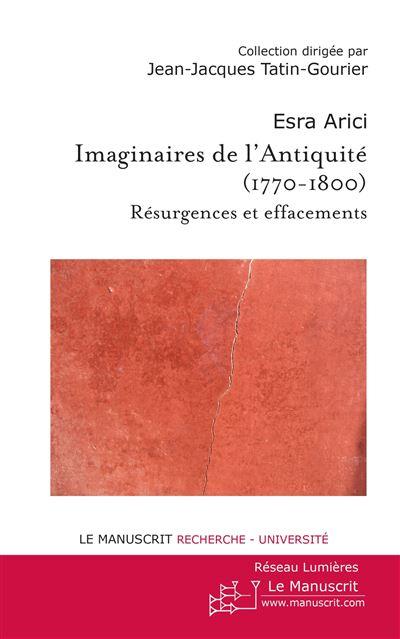 Imaginaires de l'Antiquité