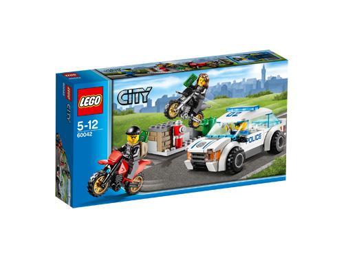LEGO® City 60042 La chasse aux bandits