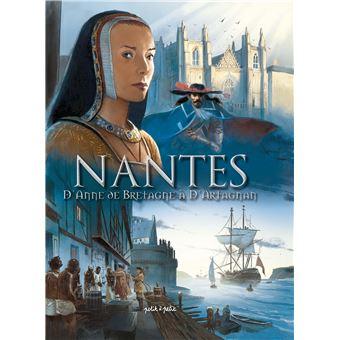 NantesD'Anne de Bretagne à d'Artagnan
