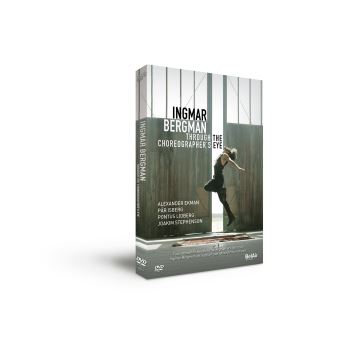 INGMAR BERGMAN DANS L OEIL/DVD