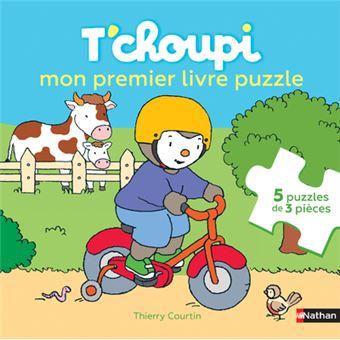T'choupiT'choupi Mon premier puzzle livre