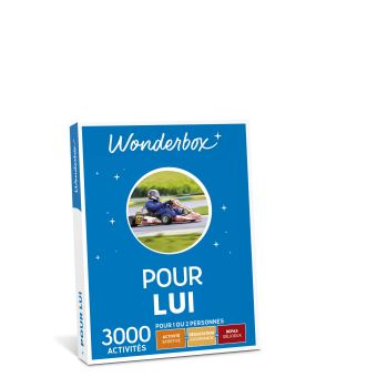 5 Sur Mini Coffret Cadeau Wonderbox Pour Lui Coffret Cadeau
