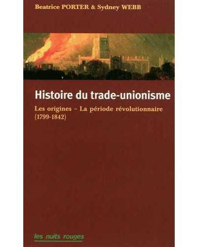 Histoire du trade-unionisme en Grande-Bretagne