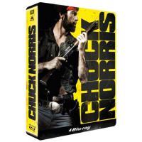 Coffret Chuck Norris Steelbook Edition Limitée Blu-ray
