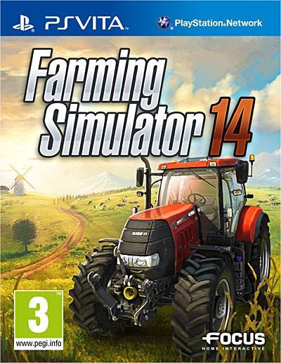 Farming Simulator 14 PS Vita - PS Vita