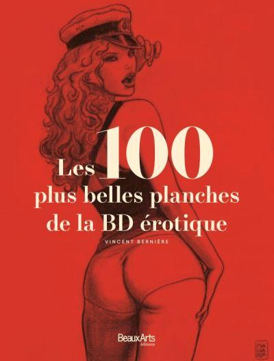 Les 100 plus belles planches de la bd erotiques
