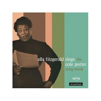 SINGS THE COLE PORTER SONGBOOKS/LP