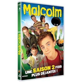 MalcolmCoffret de la Saison 2 DVD