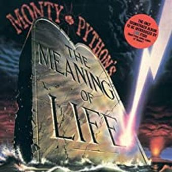 MEANING OF LIFE/LP