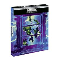 Hulk Steelbook Blu-ray 4K Ultra HD
