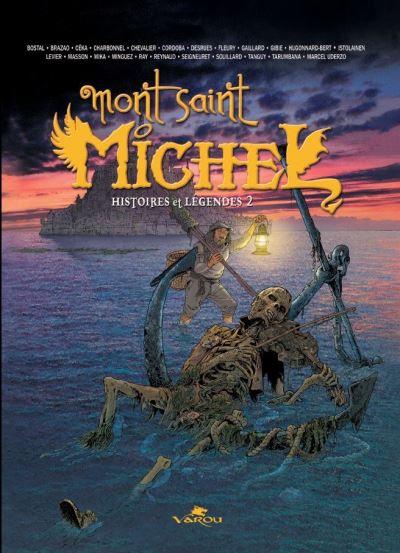 Mont-Saint-Michel, histoires et légendes