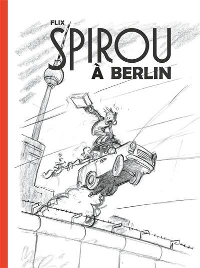 Spirou à Berlin Edition spéciale