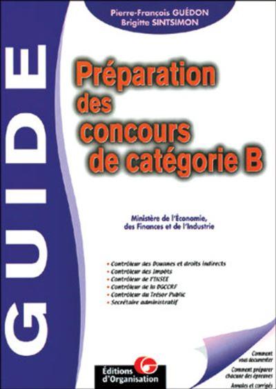 Preparation concours categorie b