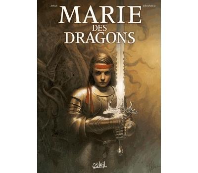 Marie des dragons - Intégrale T1 à
