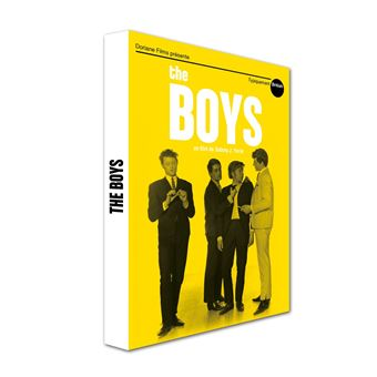 The Boys DVD