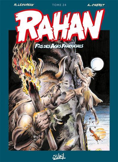 Rahan L'Intégrale T24 Nouvelle édition