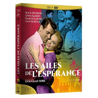 Les ailes de l'espérance Combo Blu-ray DVD