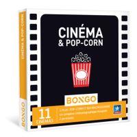 Bongo FR Select Giftcard Cinema + Pop-Corn