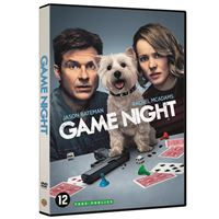 Game Night DVD