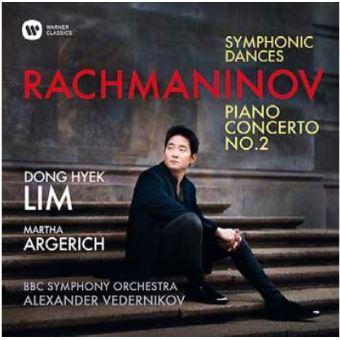 Piano concerto no.2/symph