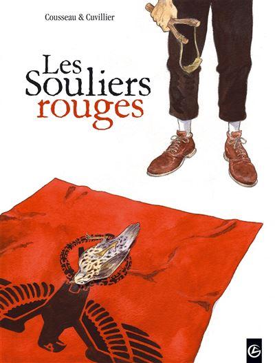 Les souliers rouges - volume 1 - Georges
