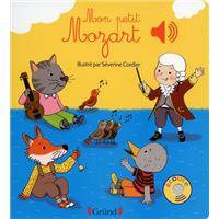 Mon petit Mozart, Livre sonore