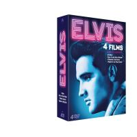 Coffret Elvis DVD