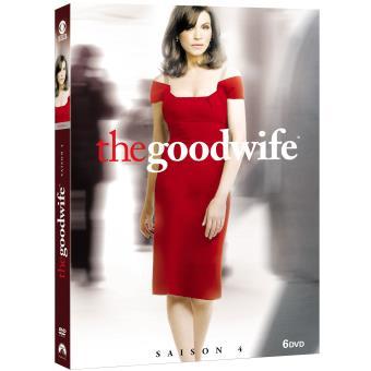 The Good WifeCoffret intégral de la Saison 4 DVD