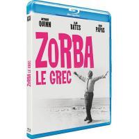Zorba me grec Blu-ray