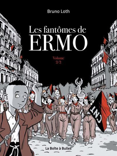 Les fantômes de Ermo Vol 2/2