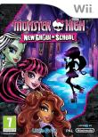 Une Nouvelle Elève à Monster High Wii