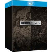 Band of Brothers - The Pacific - Les 2 mini-séries - Coffret Blu-Ray