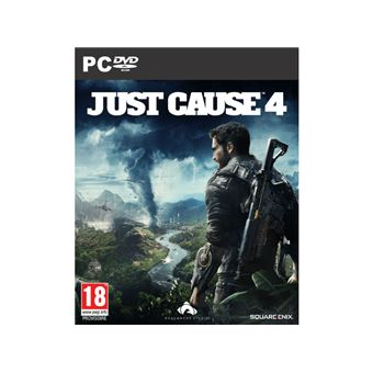 Just cause 4 FR/NL PC