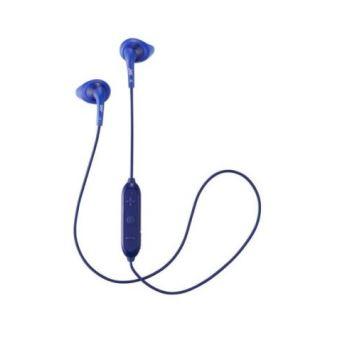 JVC Gumy HA-EN10BT Draadloze Sport Hoofdtelefoon Blauw