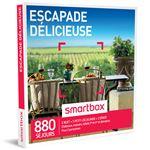 SMAR Coffret cadeau Smartbox Escapade délicieuse