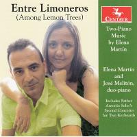 ENTRE LIMONEROS TWO-PIANO MUSIC BY