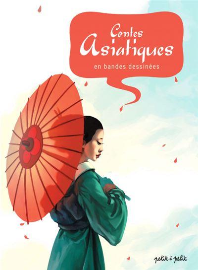 Contes asiatiques en BD