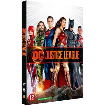 Justice leagueJustice League DVD