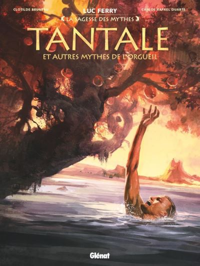 Tantale et autres mythes de l'orgueil - 9782331044144 - 10,99 €