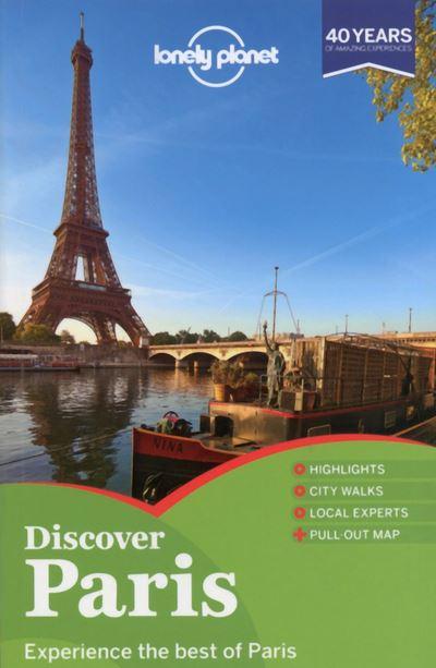 Discover Paris 2ed -anglais-