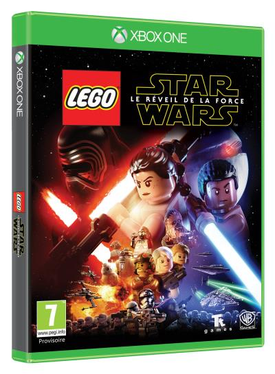 Lego Star Wars Le Réveil de la Force Xbox One